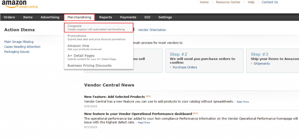 Top 5 Tips for Using Amazon Vendor Promotions & Coupons in Q4