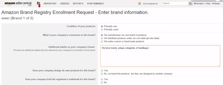 What Is The Amazon Brand Registry?