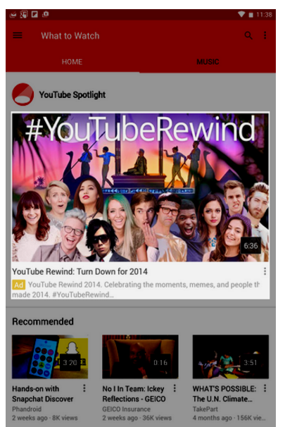 Youtube Mobile Website Gets A Boost: YouTube Advertising For Retailers