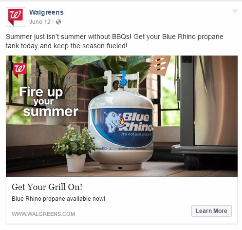 boring branded content walgreens