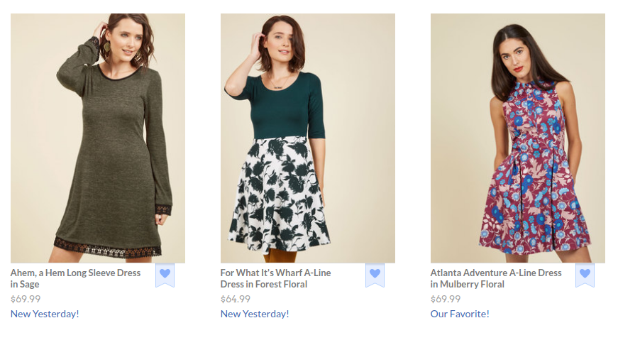 modcloth's optimized content multichannel retailing strategy