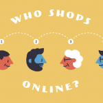 who shops online ecommerce facts