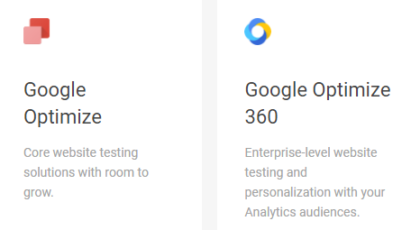 how to use google optimize