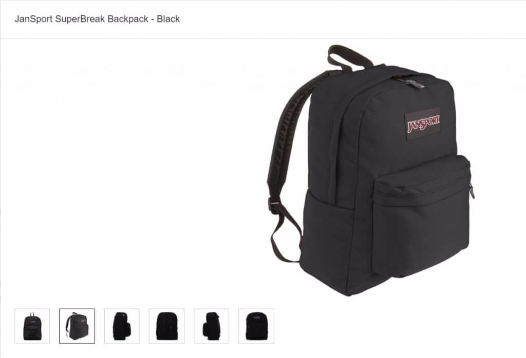 jansport-backpack-product-photography