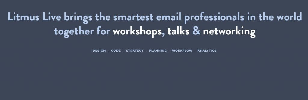 litmus-live-email-marketing-conference