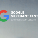 google merchant center auto item update