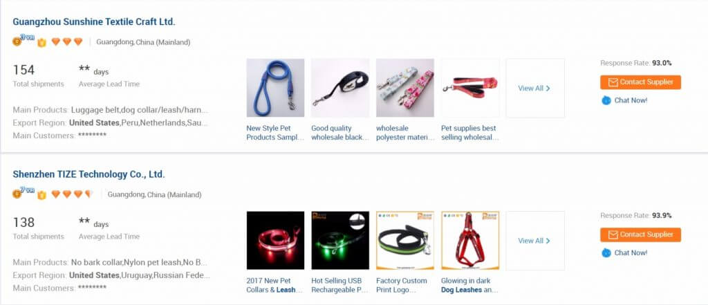 suppliers-for-dog-leashes-on-alibaba