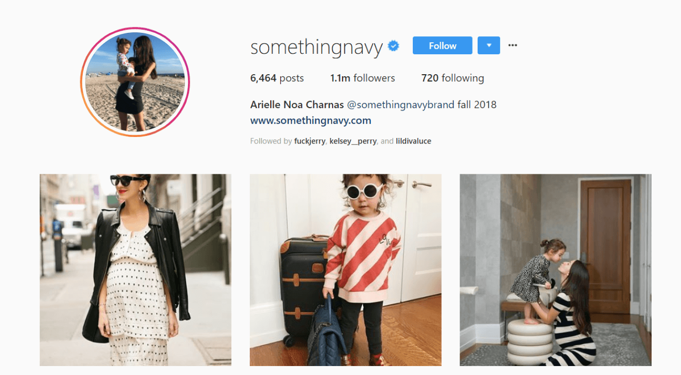 somethingnavy arielle charnas influencer marketing cpc strategy blog