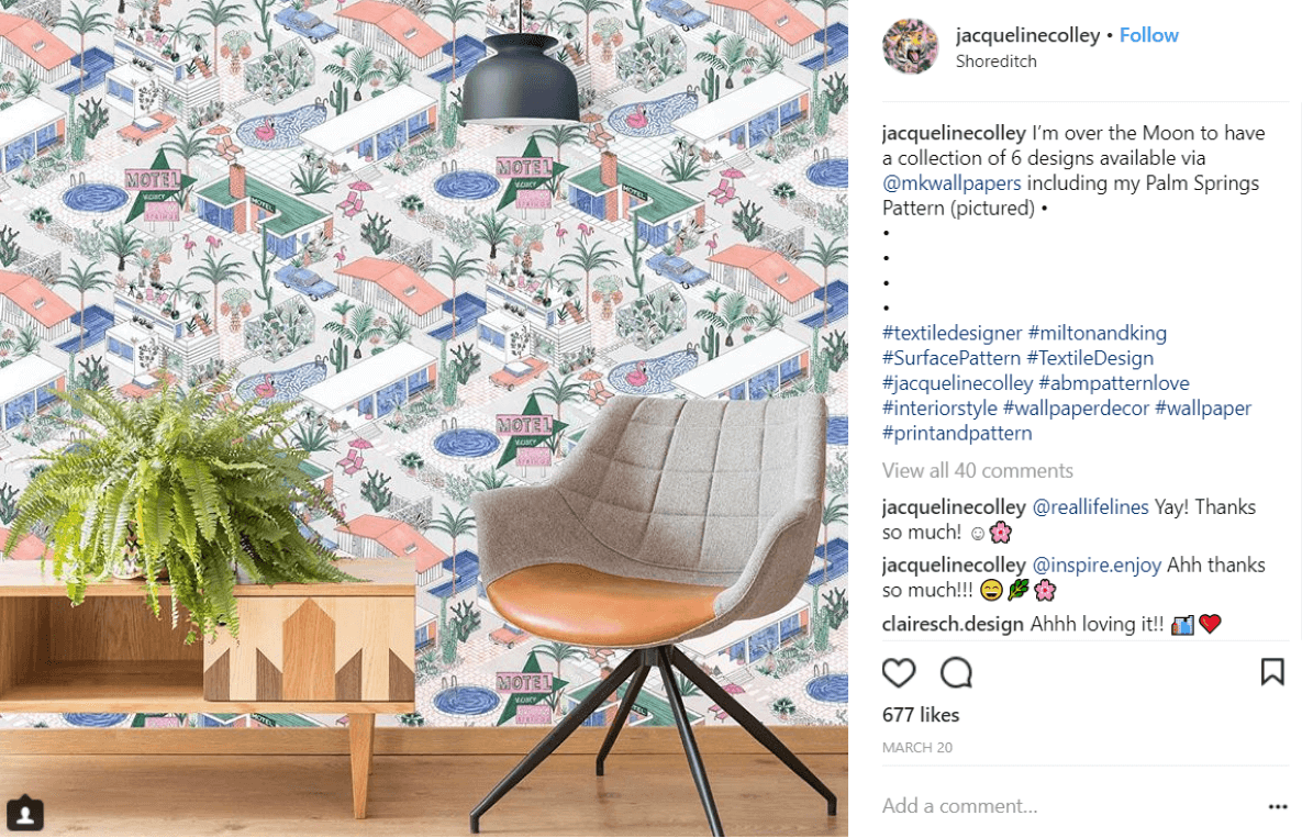 milton and king influencer marketing instagram post cpc strategy blog