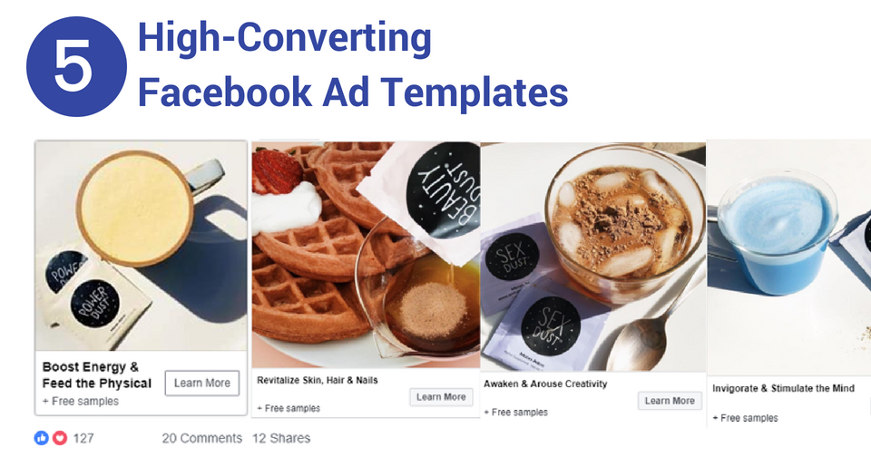 Ad Templates | 5 Facebook Ad Templates From The Experts Smart Solution 4 0