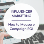 influencer marketing roi cpc strategy