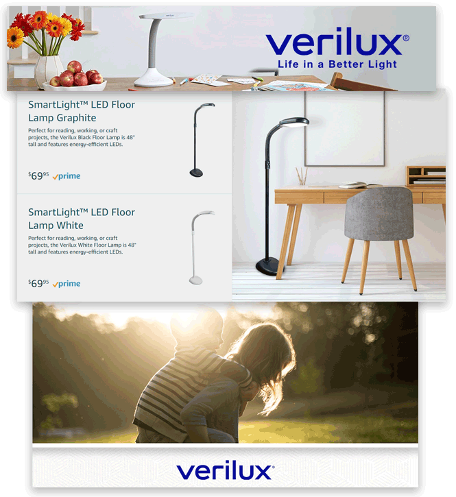 amazon store example verilux